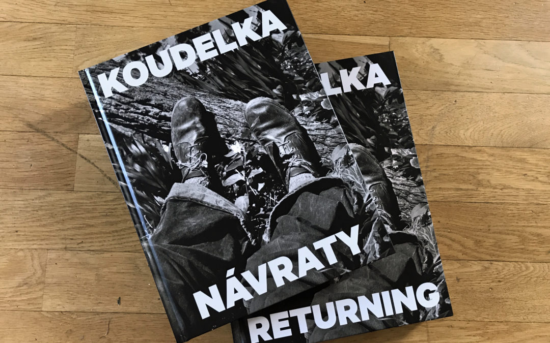Launch of the book KOUDELKA RETURNING